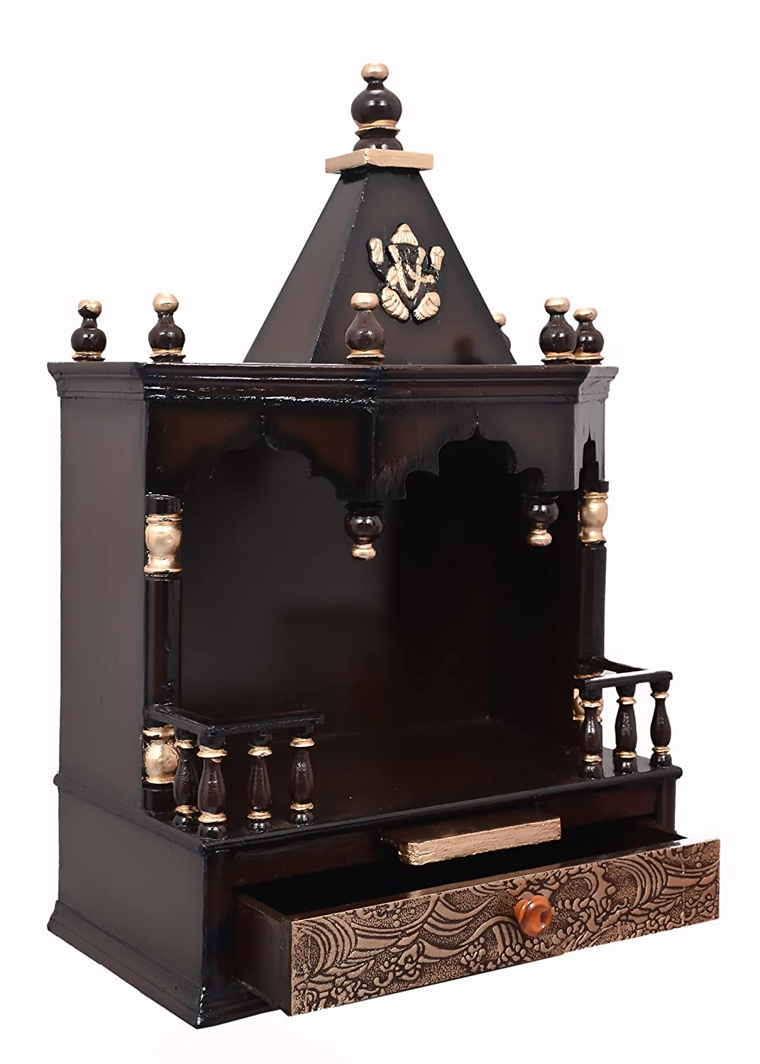 Vishwakarma Furniture Wooden Home Temple/puja Mandir/wooden Temple/temple  For Home/