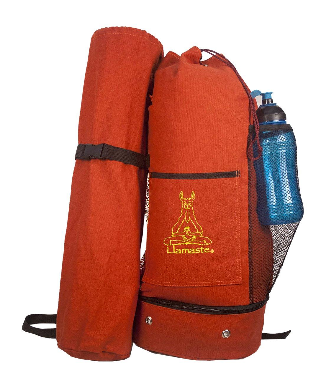 Llamaste Premium Edition Yoga Mat Duffle Bag by Llamaste