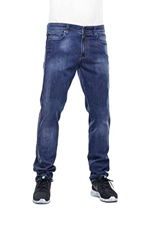 REELL Reell Jeans Pants Men Nova Tapered Fit, Mid Blue Flow 30/30 Artikel