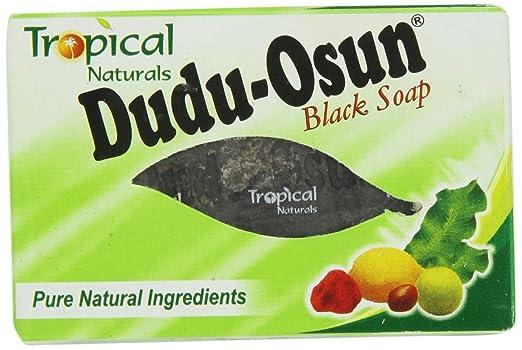 12 opinioni per Tropical Naturals Dudu Osun Black Soap- Pack of 6