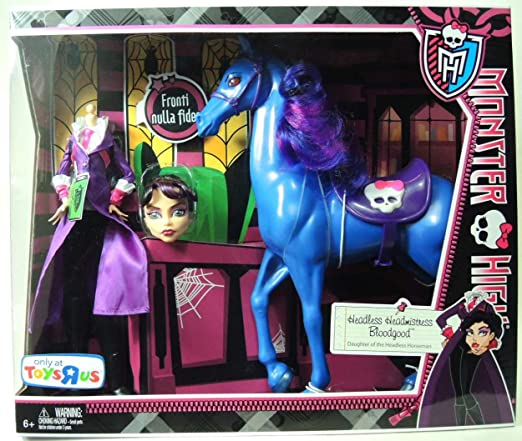 Amazon.es: MONSTER HIGH BBK21 - Muñeca, diseño directora sin ...