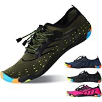 ceyue Women/Men Water Shoes Barefoot Quick Dry Aqua Sock Casual Sport Shoes for Beach Surfing Swimming Yoga Running Exercise