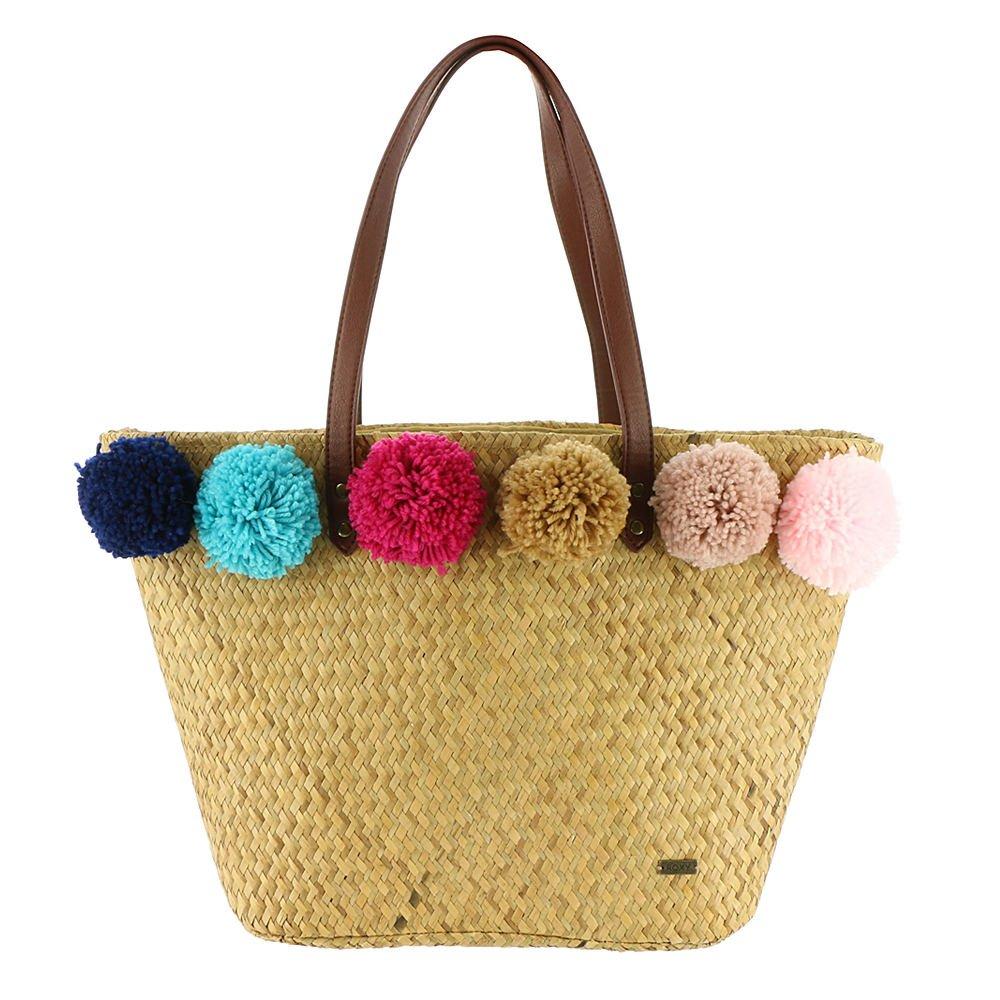 Roxy Pretty Love Tote Bag, Natural