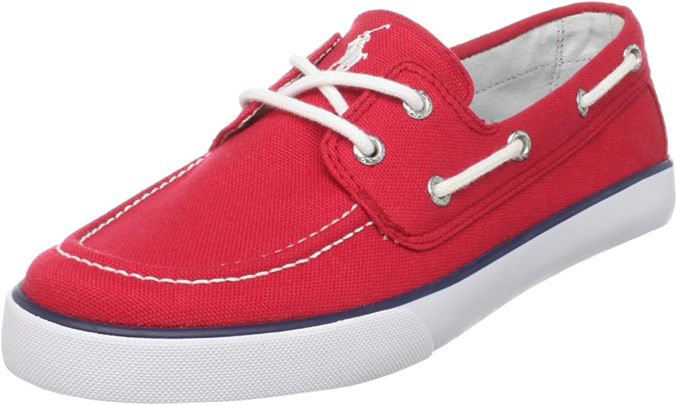 Polo by Ralph Lauren Popular standard Coast Surprise price Lace-Up Little Kid Shoe Boat Big