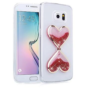 EINFFFHO - Carcasa para Samsung Galaxy S6 y S6 G920 ...