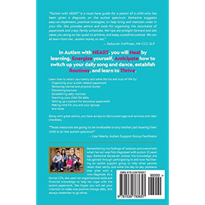autism with heart a guide for parents with newly diagnosed kids