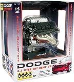 Hawk 11070. Motor Dodge 6.1 SRT Hemi V8. Escala 1/6