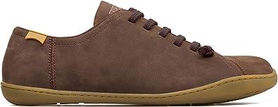 Camper Peu Cami, Zapatillas para Hombre, color Marrón (Chocolate), Talla 46 EU