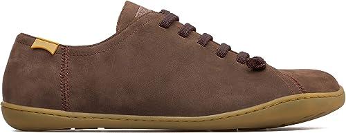 Zapatos bajos para hombre Camper Marrón 110 Calzado