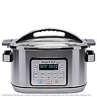 Deals on Instant Pot Aura Pro 11-in-1 Multicooker Slow Cooker, 8-Qt