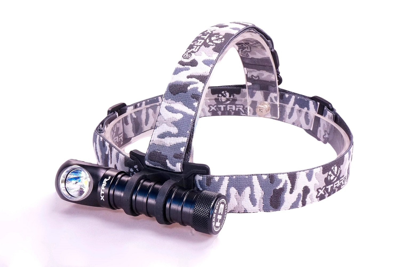 XTAR H3 Cree XM-L2 U3 1000 Lumens LED Headlight Flashlight