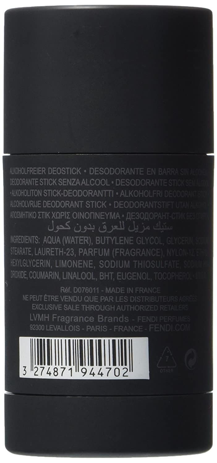 Fendi Fan Di Pour Homme For Men 27 Ounce Deodorant Stick Amazon