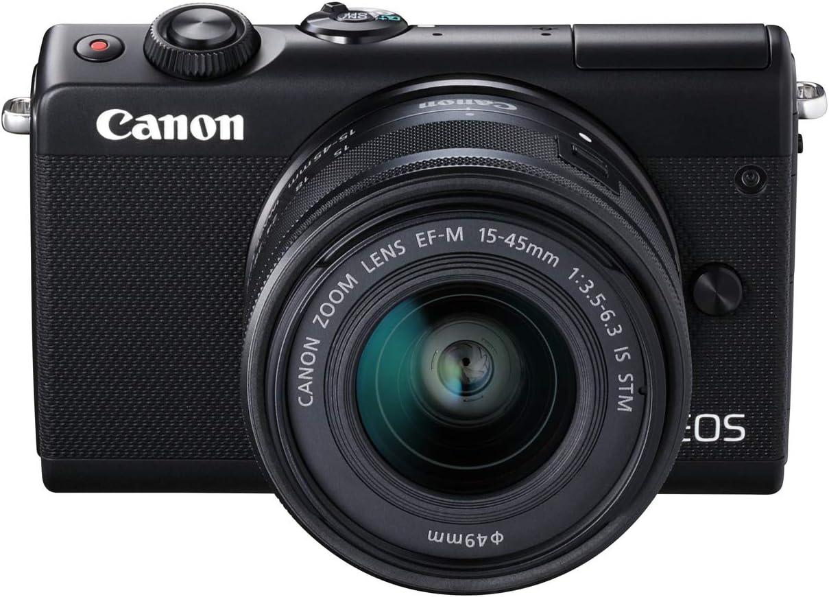 cámaras que usan los youtubers Canon EOS M100