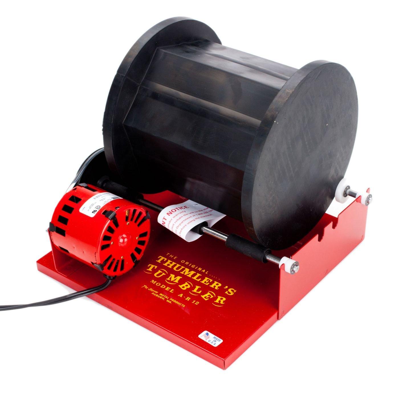 Tru-square Metal Products Model A-R12 Rock Tumbler 130