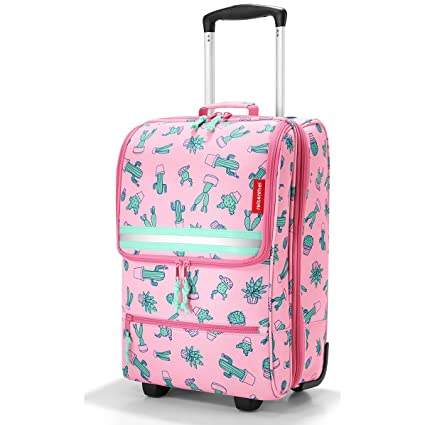 e846e4a558bd reisenthel Trolley XS Kids, Extra Small Roller Bag, Cactus Pink ...
