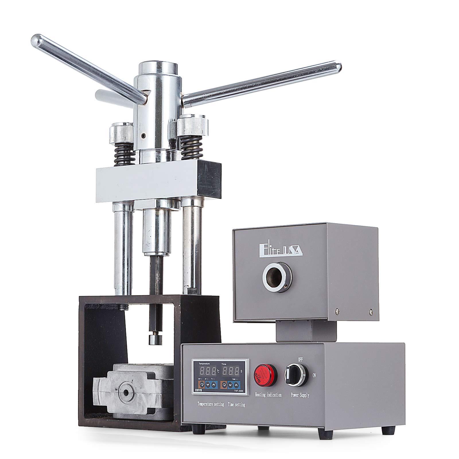 VEVOR 400W Denture Machine 110V Denture Injection System Flexible Denture Machine Dental laboratory Equipment for Making Flexible Removable Partial Dentures