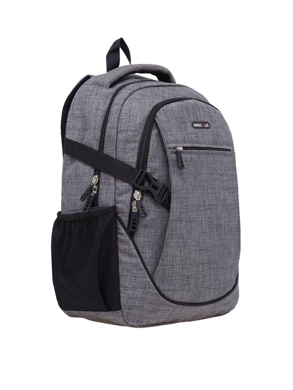 1a71226d90f4 BagsRus Denim Design 19 Liter Grey Polyester 15.6 inch Laptop Backpack  Travel Bag (LB126FGR)  Amazon.in  Bags