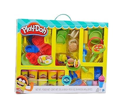 Play Doh Chef Supreme Play Kitchen Set