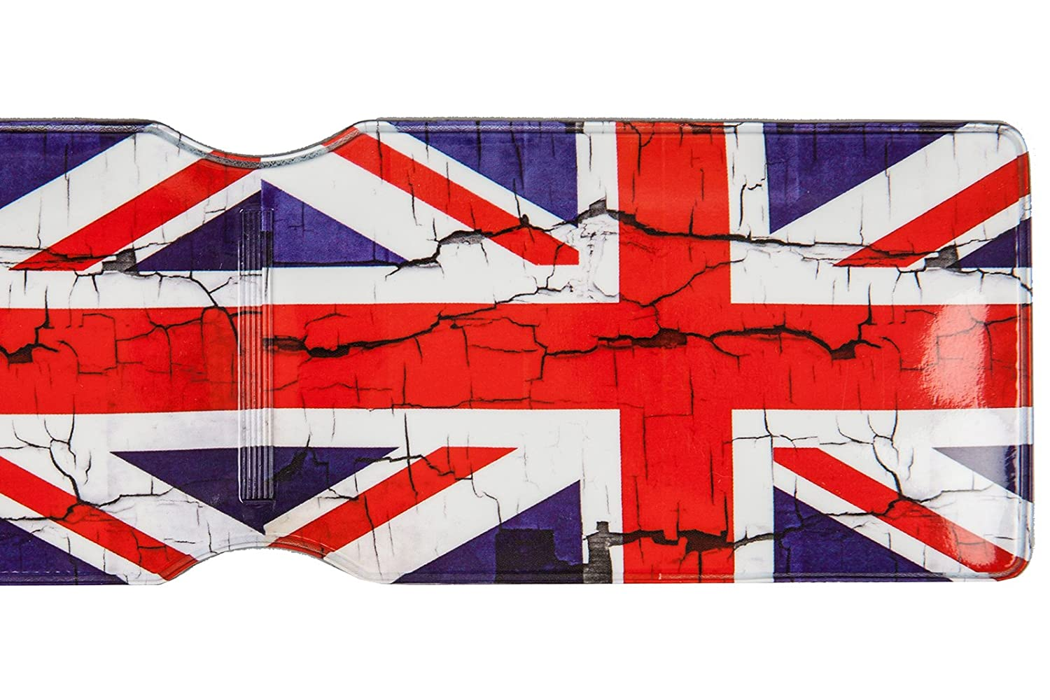 Vintage Union Jack Flag Oyster Card Holder Urbangift