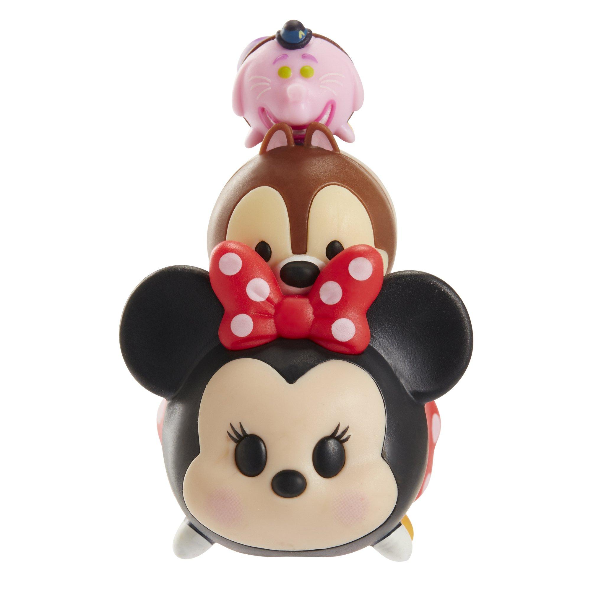 Tsum Tsum 3-Pack Figures: Minnie/Chip/Bing Bong by Tsum Tsum (Image #1)