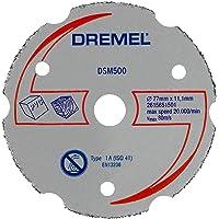 Dremel DSM500 - Disco corte multiusos, accesorio