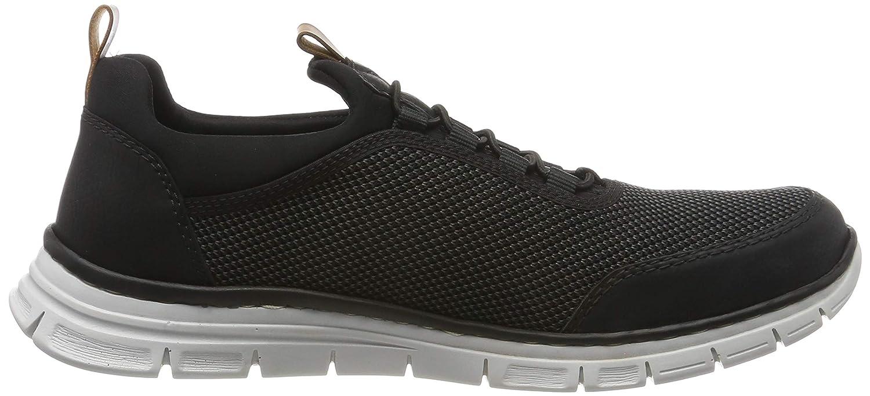 Rieker Herren B4891 00 Sneaker