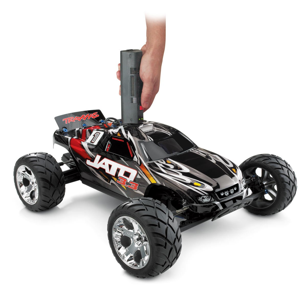 Fastest Rc Trucks These Models Arent Just For Off Road Additionally Traxxas Slash 4x4 Slipper Clutch On Parts Diagram Furthermore The Tqi Transmitter Comes With A Link Wireless Module That Lets You Use Your Smartphone As Powerful Tuning Tool Any Model