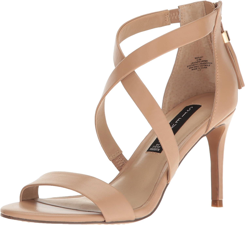 Max 83% OFF STEVEN by Steve Madden Nahlah Women's Dallas Mall Dress Sandal