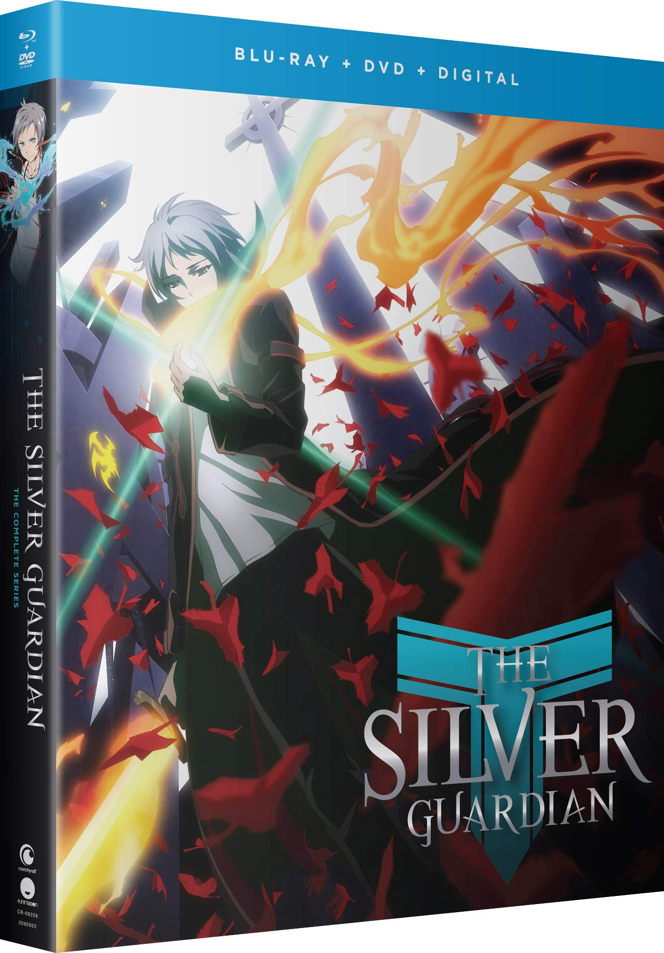 Blu-ray : The Silver Guardian: The Complete Series (With DVD, Boxed Set, Subtitled, Digital Copy)