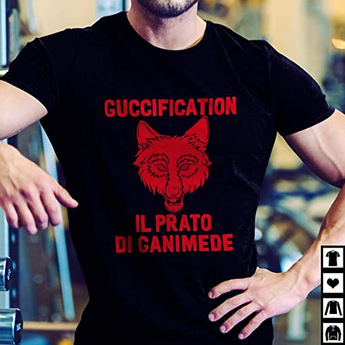 0c08d0a0 Image Unavailable. Image not available for. Color: Gucci Vintage Il Prato  di Ganimede Guccification