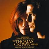 The Thomas Crown Affair by Various Artists Soundtrack edition (1999) Audio CD