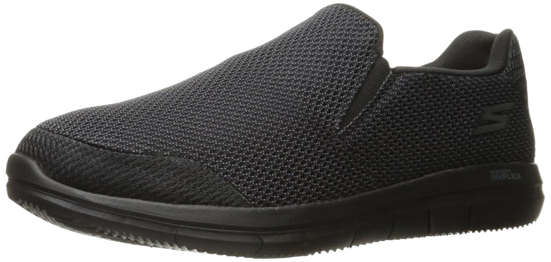 Skechers Performance Men's Go Flex 2-54015 Walking Shoe, Charcoal, 10.5 M US