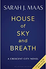 House of Sky and Breath (Crescent City) Kindle Edition