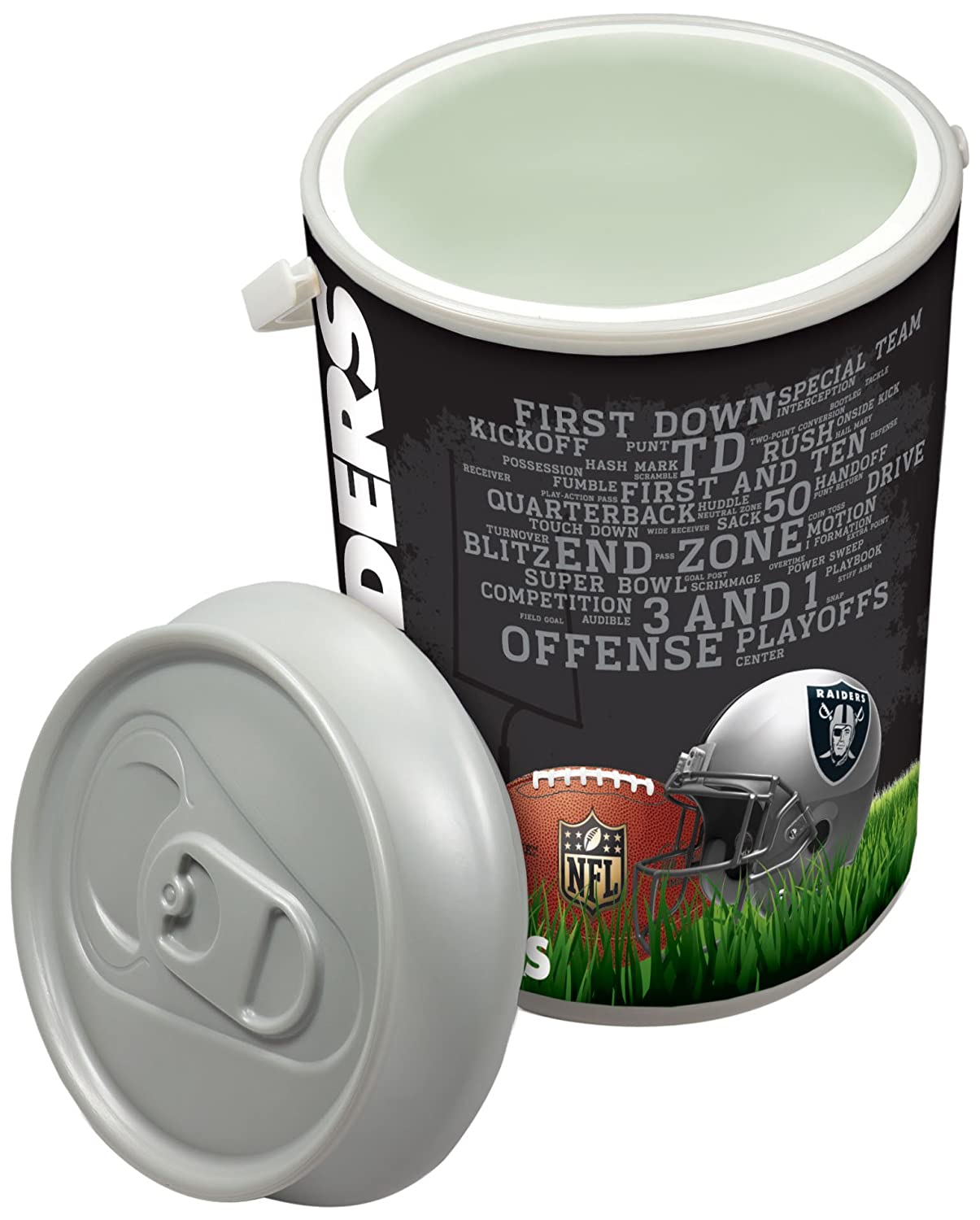 NFL NFL Insulated Mega Mega Can L Cooler、18.93 L B007L17RVG, 下田市:aa30db7d --- m2cweb.com