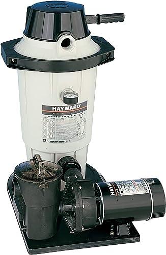 Hayward-W3EC40C92S-Perflex-1-HP-D.E.-Filter-Pump-System