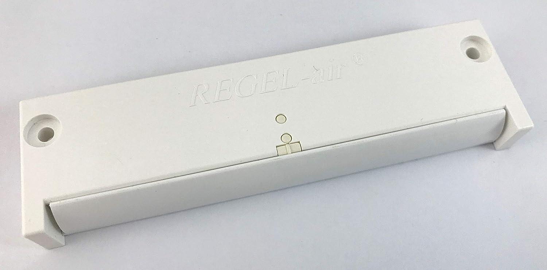 2Stück REGEL-air Fensterfalzlüfter für DRUTEX Fenster Falzlüfter Typ.29 1Paar