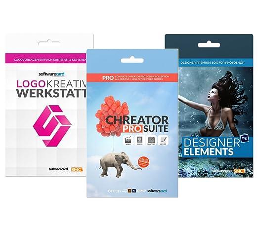 Clipart & Grafikpaket Bundle. Mehr als 25.000 Vorlagen mit Designer ...
