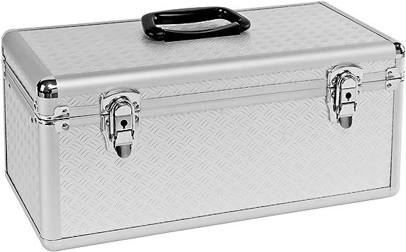DEMA - Caja para herramientas (aluminio): Amazon.es: Bricolaje y herramientas