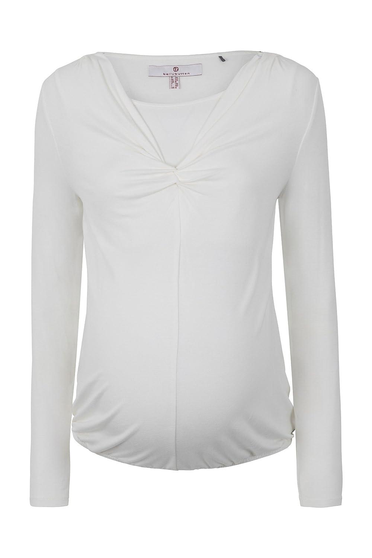 Camiseta De Stillshirt 11 Arm Schwangerschaftsmode Bellybutton wYqz47w