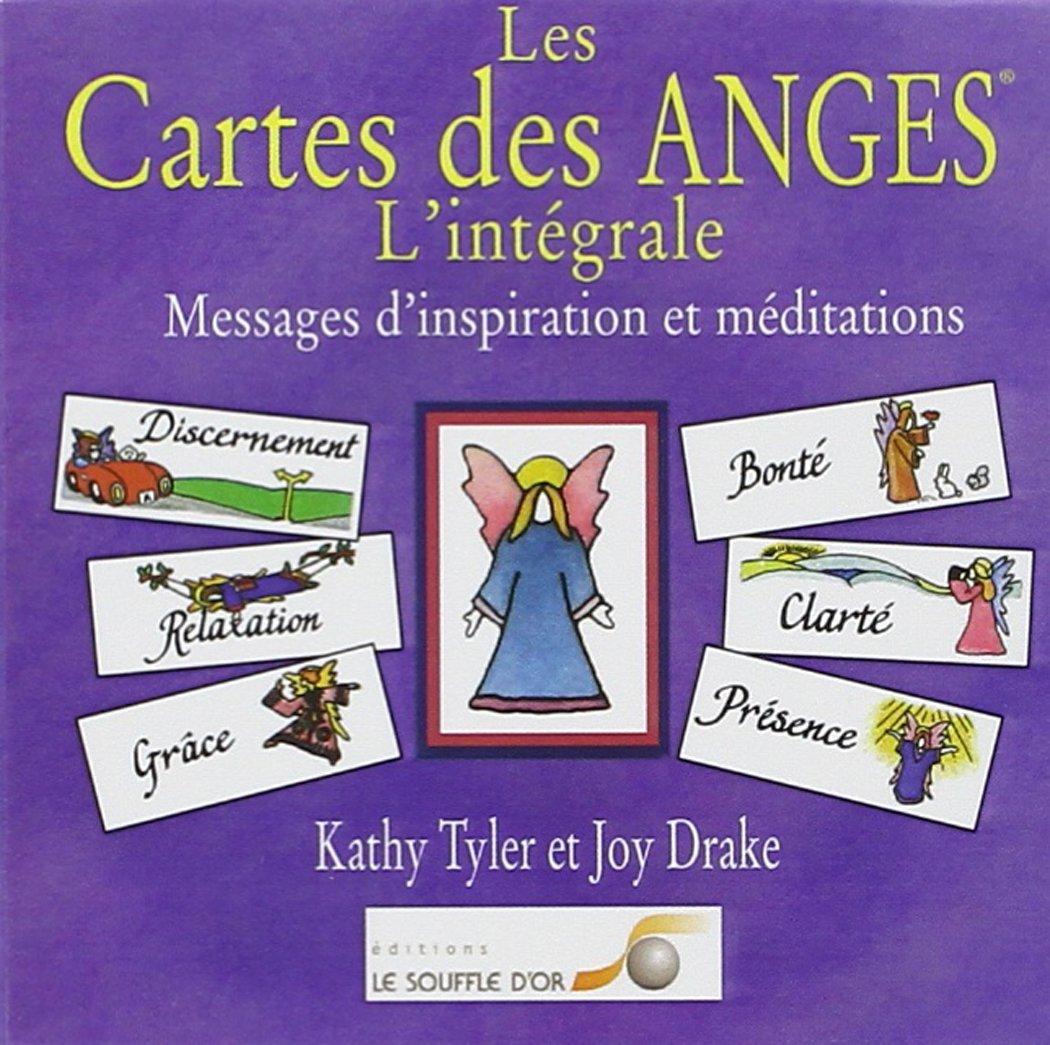 Les Cartes des Anges - L'intégrale Boîte – 11 mai 2009 Kathy Tyler et Joy Drake Le Souffle d' Or 2840583615 Anges/archanges