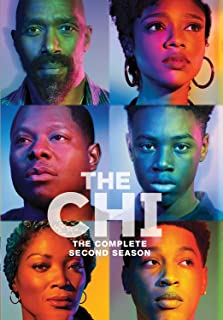 Book Cover: The Chi: The Complete Second Season
