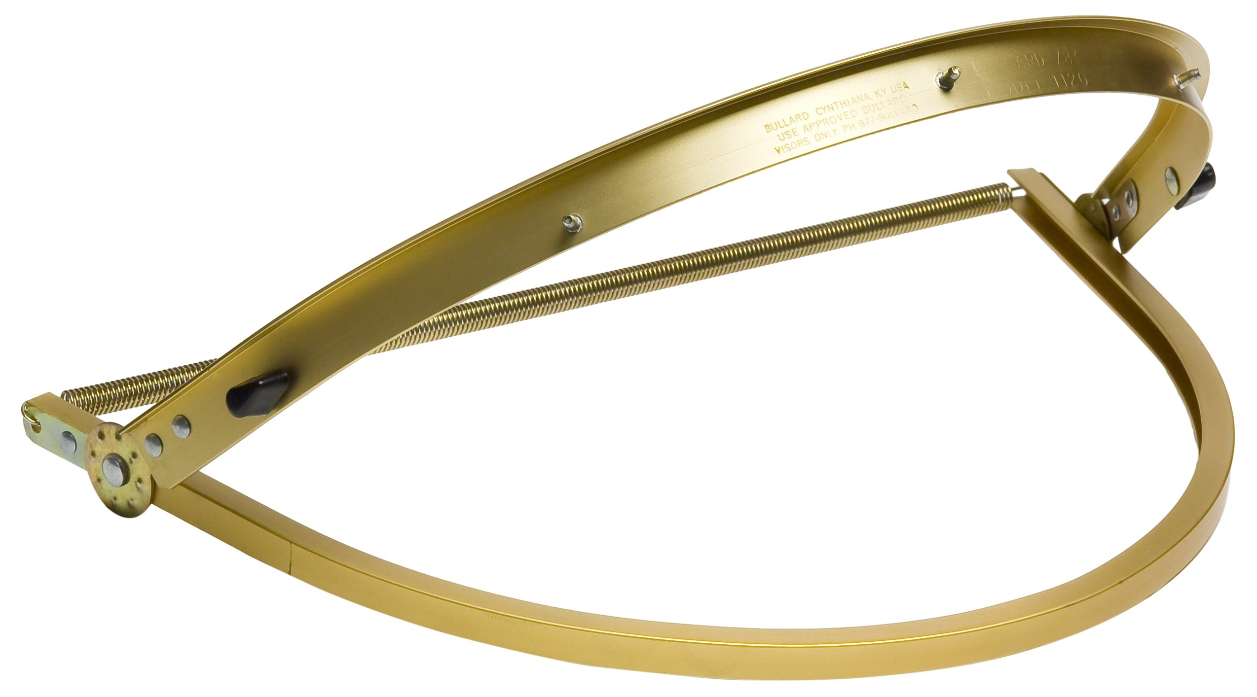 Bullard 112G Gold Line Aluminum Bracket for Full Brim hat Style Models S71, C33, C34 and 911H, One Size