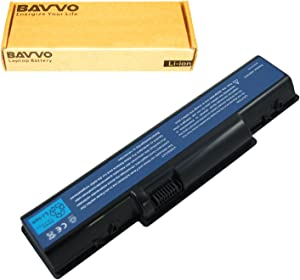 Bavvo Battery Compatible with ACER AS07A31 AS07A32 AS07A51 AS07A71 AS07A72 LC.BTP00.012