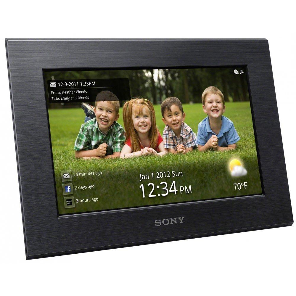 Sony DPF-W700 Digitaler Bilderrahmen 7 Zoll: Amazon.de: Kamera