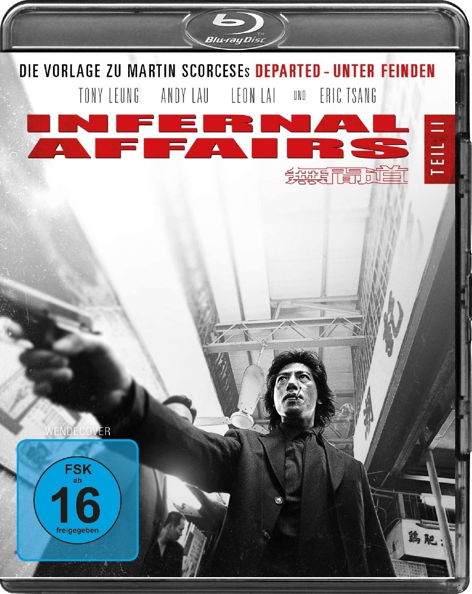 Amazon.com: Internal Affairs 2: Carina Lau, Anthony Chau-Sang Wong ...
