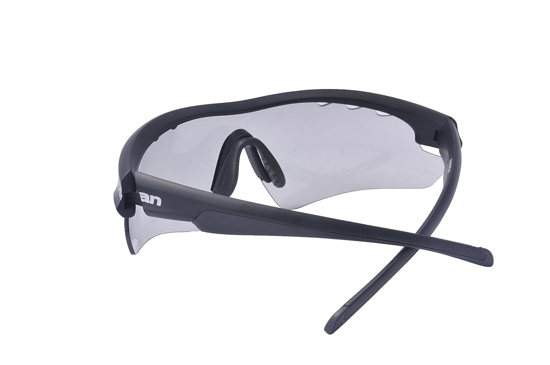 b325bba6ec ... Deportes y aire libre. Ocean Sunglasses Ironman - gafas de sol- Montura  : Negro Mate - Lentes : Fotocromáticas