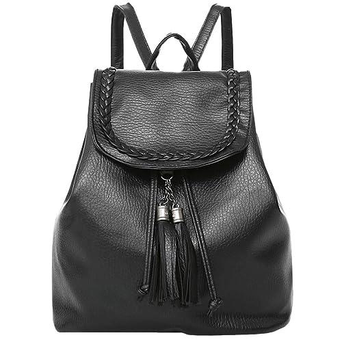 ☀️Sunshine☀️borse zaini donne zaini tre serie di spalla adolescente  impermeabile valigia portamonete 8e459cb474f