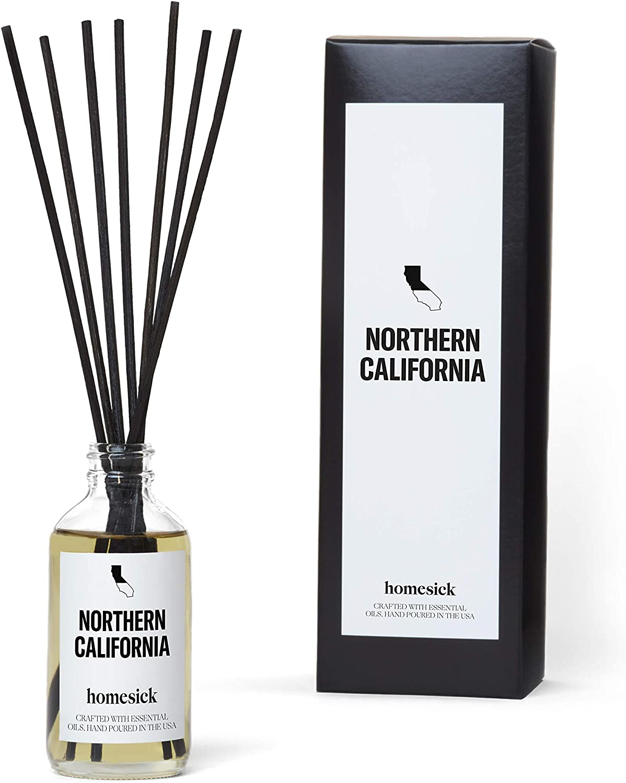 Homesick California-Norcal Reed Diffuser
