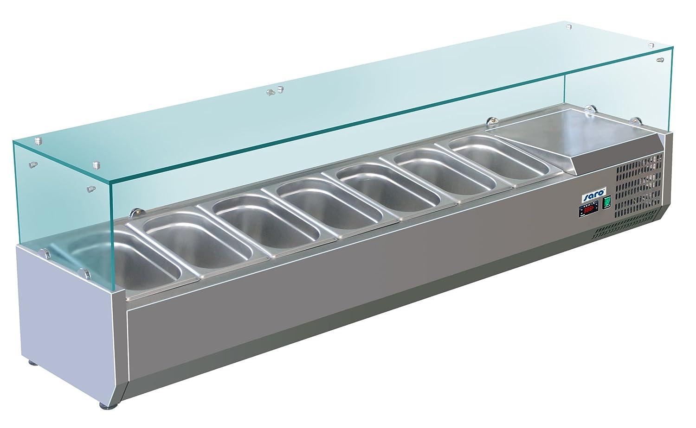 Saro 323-1035 Aufsatzkühlvitrinen, METTE, VRX 1600
