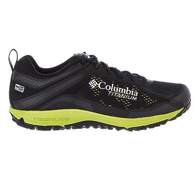 Columbia CONSPIRACY - Walking shoes - black/white hX7WnHgug3